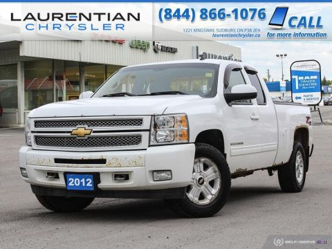 Pre-Owned 2012 Chevrolet Silverado 1500 LT - 4X4, V8, CERTIFIED!!!