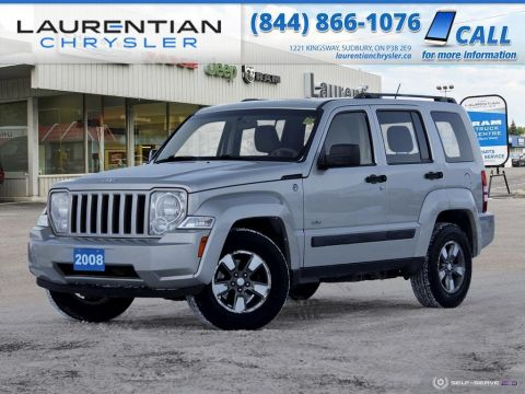 Pre-Owned 2008 Jeep Liberty Sport - SELF CERTIFY!!! *Needs new transmission*