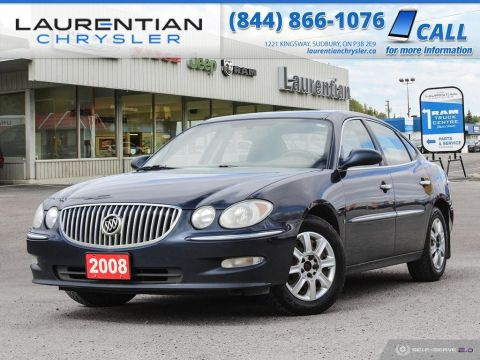 Pre-Owned 2008 Buick Allure CX - BLUETOOTH, SELF CERTIFY!!! FWD 4dr Car