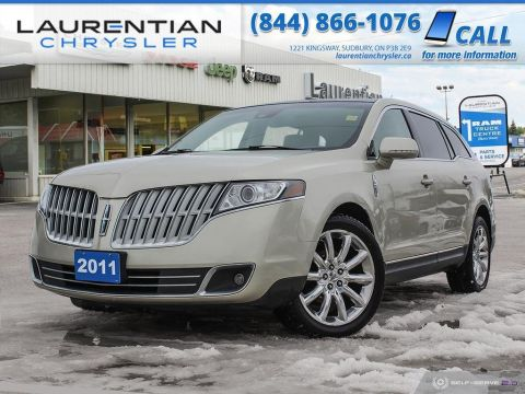 Pre-Owned 2011 Lincoln MKT NAV, HEATED & VENTED SEATS, BLUETOOTH, CERTIFIED!!!!