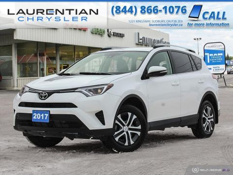 Pre-Owned 2017 Toyota RAV4 LE - BLUETOOTH, HEATED SEATS, BACK-UP CAM!!