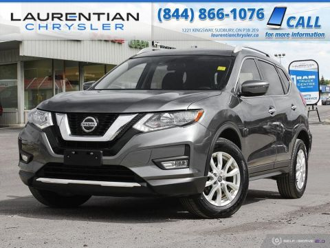 Pre-Owned 2019 Nissan Rogue SV - AWD, BLUETOOTH, HEATED SEATS, BACK-UP CAM!!!