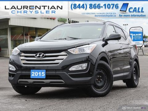 Pre-Owned 2015 Hyundai Santa Fe Sport Luxury - BLUETOOTH, HEATED SEATS & STEERING WHEEL!!!
