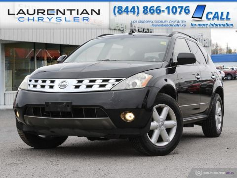 Pre-Owned 2005 Nissan Murano SE - SUNROOF, HEATED SEATS, NAV, SELF CERTIFY!!!