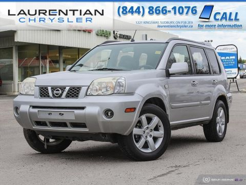 Pre-Owned 2006 Nissan X-Trail XE - SUNROOF, LEATHER, HEATED SEATS, SELF CERTIFY!!