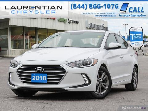 Pre-Owned 2018 Hyundai Elantra GL - BLUETOOTH, HEATED SEATS, BACK-UP CAM!!! FWD 4dr Car