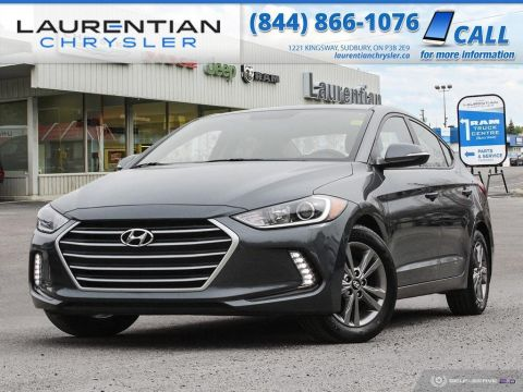 Pre-Owned 2018 Hyundai Elantra GL - BLUETOOTH, HEATED SEATS/STEERING WHEEL, BACK-UP CAM!!! FWD 4dr Car