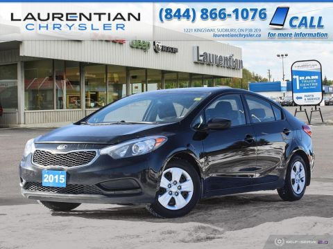 Pre-Owned 2015 Kia Forte LX - BLUETOOTH, CRUISE, 6-SPD MANUAL!!!