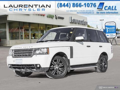 Pre-Owned 2010 Land Rover Range Rover HSE CERTIFIED!!